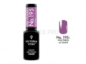 VICTORIA VYNN GEL POLISH COLOR NO.195 WILD THING