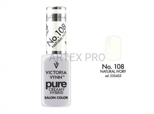 VICTORIA VYNN PURE CREMY HYBRID 108 NATURAL IVORY