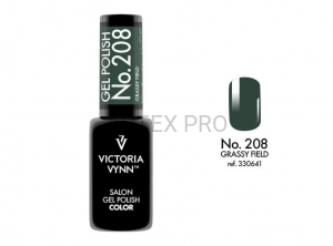 VICTORIA VYNN GEL POLISH COLOR NO.208 GRASSY FIELD