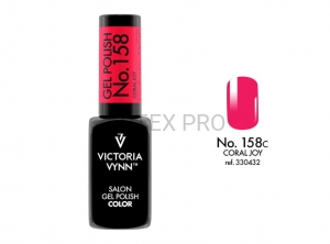 Victoria Vynn Gel polish color No.158 Coral Joy 8ml