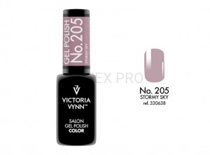 VICTORIA VYNN GEL POLISH COLOR NO.205 STORMY SKY