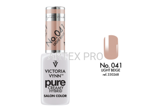 VICTORIA VYNN PURE CREMY HYBRID 041 LIGHT BEIGE