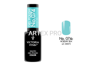 VICTORIA VYNN GEL POLISH COLOR NO.074 HOLIDAY SEA 8ML