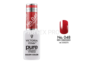 VICTORIA VYNN PURE CREMY HYBRID 048 RED OBSESSED