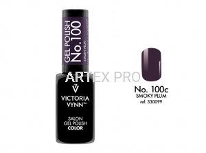 VICTORIA VYNN GEL POLISH COLOR NO.100 SMOKY PLUM 8ML