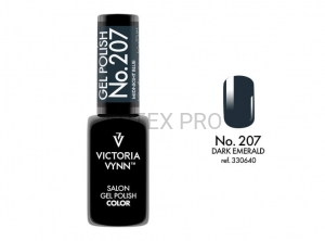 VICTORIA VYNN GEL POLISH COLOR NO.207 DARK EMERALD
