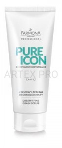 FARMONA PRO PURE ICON  PEELING DROBNOZIARNISTY 200ML