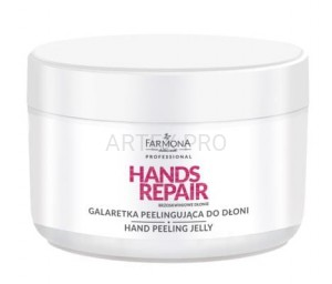 FARMONA PRO HANDS REPAIR GALARETKA PEELINGUJĄCA DO DŁONI 300G