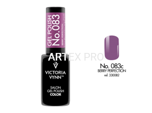 VICTORIA VYNN GEL POLISH COLOR NO.083 BERRY PERFECTION 8ML