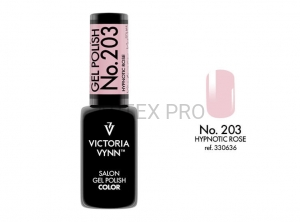 VICTORIA VYNN GEL POLISH COLOR NO.203 HYPNOTIC ROSE