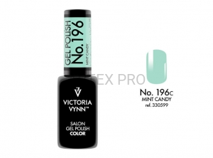 VICTORIA VYNN GEL POLISH COLOR NO.196 MINT CANDY