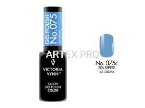 Victoria Vynn Gel polish color No. 075 Sea Breeze 8ml