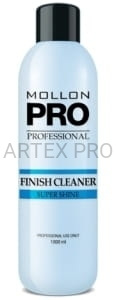 MOLLON PRO FINISH CLEANER 1000ML
