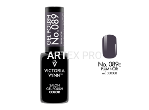 VICTORIA VYNN GEL POLISH COLOR NO.089 PLUM NOIR 8ML