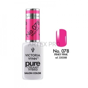 VICTORIA VYNN PURE CREMY HYBRID 078 PINKY PINK