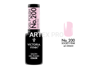 VICTORIA VYNN GEL POLISH COLOR NO.200 SOCIETY PINK