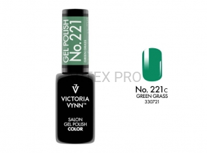 Victoria Vynn Gel polish color No.221 Green Grass 8ml