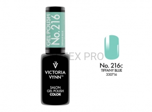 Victoria Vynn Gel polish color No.216 Tiffany Blue 8ml