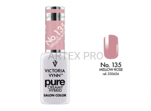 Victoria Vynn Pure creamy hybrid 135 Mellow Rose 8ml