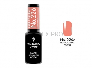 Victoria Vynn Gel polish color No.226 Living Coral 8ml