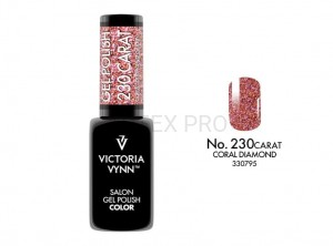 VICTORIA VYNN GEL POLISH CARAT 230 CORAL DIAMOND