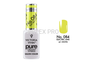 Victoria Vynn Pure creamy hybrid 084 Electric Lime 8ml