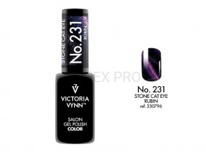 Victoria Vynn Gel polish color No.231 Stone Cat Eye Rubin 8ml