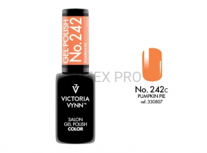 VICTORIA VYNN GEL POLISH COLOR NO.242 PUMPKIN PIE