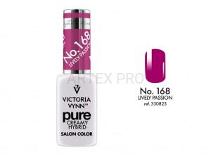 Victoria Vynn Pure creamy hybrid 168 Lively Passion 8ml