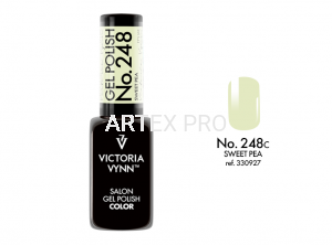 VICTORIA VYNN GEL POLISH COLOR NO.248 SWEET PEA 8ML