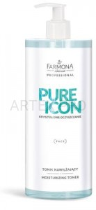 FARMONA PRO PURE ICON  TONIK NAWILŻAJĄCY 500ML