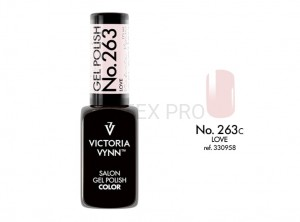 VICTORIA VYNN GEL POLISH COLOR NO.263 LOVE  8ML