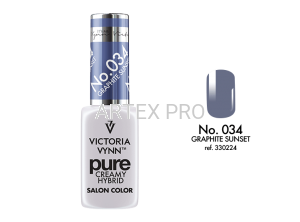 Victoria Vynn Pure creamy hybrid 034 Graphite Sunset 8ml