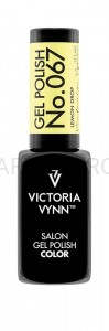 Victoria Vynn Gel polish color No. 067 Lemon Drop 8ml