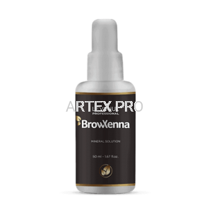 BrowXenna Mineral Solutions 50ml