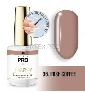 MOLLON PRO LUXURY HYBRYDA ŻELOWA 36 IRISH COFFEE