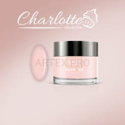 LART SUPREME PUDER KOLOROWY 62 / 14GR CHARLOTTE COLLECTION