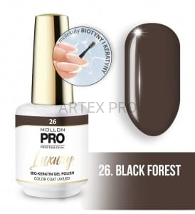 MOLLON PRO LUXURY HYBRYDA ŻELOWA 26 BLACK FOREST