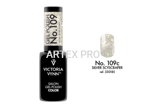 Victoria Vynn Gel Polish No. 109 Silver Scyscraper 8ml