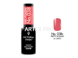 VICTORIA VYNN GEL POLISH COLOR NO.038 PRETTY WOMAN 8ML
