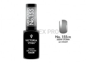 Victoria Vynn Gel polish color No.155 Silent Storm 8ml