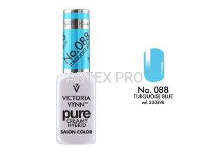 VICTORIA VYNN PURE CREMY HYBRID 088 TURQUOISE BLUE