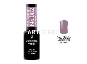 VICTORIA VYNN GEL POLISH COLOR NO.082 MIRACLE ROSE 8ML
