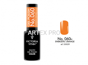 VICTORIA VYNN GEL POLISH COLOR NO.060 ENERGETIC ORANGE 8ML