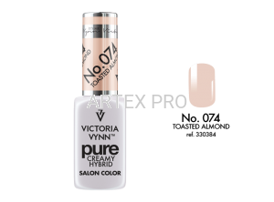 VICTORIA VYNN PURE CREMY HYBRID 074 TOASTED ALMOND