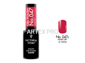 VICTORIA VYNN GEL POLISH COLOR NO.047 HEART GIFT 8ML