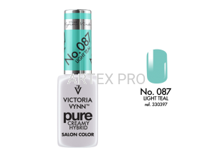 VICTORIA VYNN PURE CREMY HYBRID 087 LIGHT TEAL