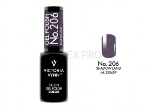 VICTORIA VYNN GEL POLISH COLOR NO.206 SHADOW LAND