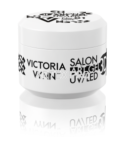 VICTORIA VYNN  ŻEL 3D ART UV/LED NO.01 CREAMY WHITE 5ML
