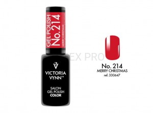 Victoria Vynn Gel polish color No.214 Merry Christmas 8ml